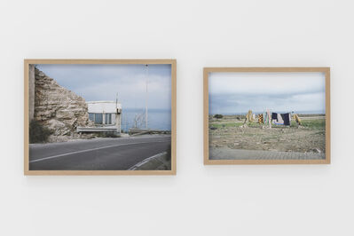 Bouchra Khalili, 'Melilla, Fig. 1: Border Guard Station.', 2014