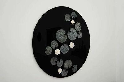 Hans Op de Beeck, 'Pond (wall piece)', 2017