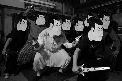 Petr Lovigin, 'Takeshi Kitano and other icons', 2009