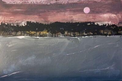 Annette Palmer, 'Pink Moon', 2017