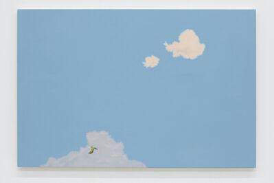 Atsushi Fukui, 'Clouds and a Bird', 2016