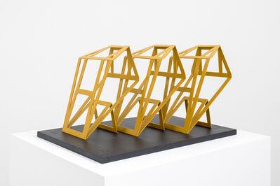 Helen Escobedo, 'Trilogía amarilla', 1970
