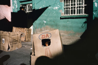 Alex Webb, 'Leon, Mexico', 1987