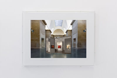 Cristina Garrido, 'Dominique Lévy at Frieze Masters 2015/ TATE Britain (Duveen Gallery) - Best Booths series', 2017