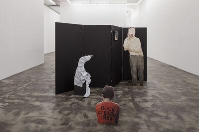 Jakob Kolding, 'self, portraits', 2017