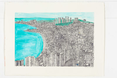 Lance Rivers, 'Untitled (City)', 2014