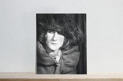 Martí Cormand, 'Postcards to Rrose Sélavy as Marcel Duchamp 1', 2017