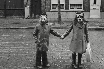 Harry Gruyaert, 'Belgium, Aalst. Carnival', 1975