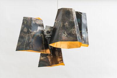 Stefan Rurak, 'Stefan Rurak, Welded Steel Chandelier, USA', 2021
