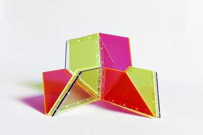 Marta Chilindron, '9 Trapezoids', 2013