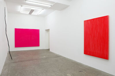 Gavin Perry, 'Exhibition view - Dopesick at Sultana', 2014