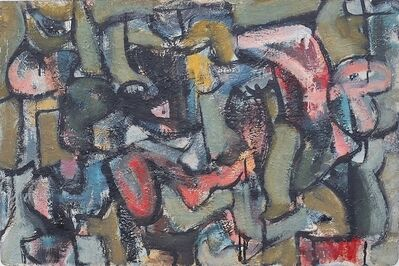 Melville Price, 'Maze Series', ca. 1949