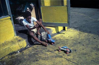 Meryl Meisler, 'Roller Skates', ca. 1984