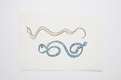 Joan Jonas, 'Two Snakes #1', 2006