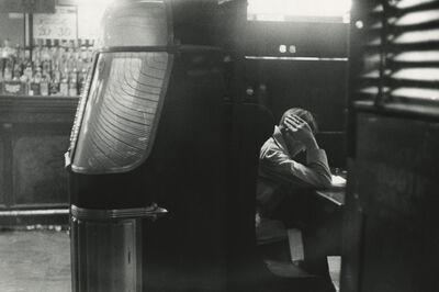 Robert Frank, 'Sagamore Cafeteria, NYC', 1954