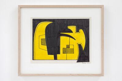 Helen Escobedo, 'Untitled', 1972