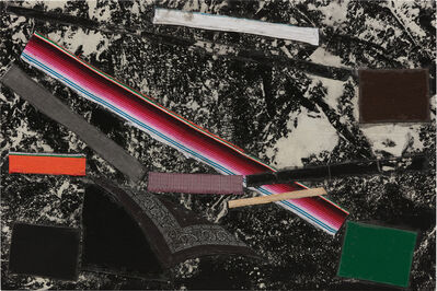 Sterling Ruby, 'BC (3450)', 2011