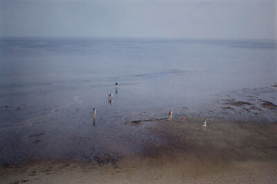 Harry Callahan, 'Cape Cod', 1987