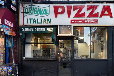 Martha Rosler, 'Carmine's Original Pizza (closed) ', 2015