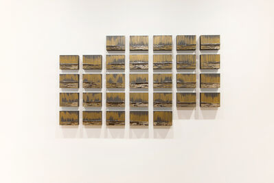 Teresita Fernández, 'Nocturnal (31 Nights)', 2014