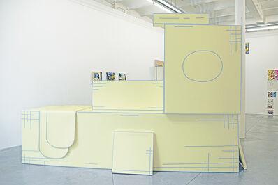 Lily van der Stokker, 'Inloopspreekuur', 2018