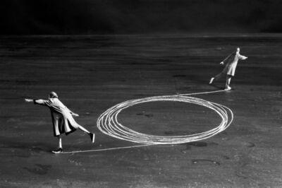 Gilbert Garcin, 'La mécanique des couples - The couple mechanism', 2002