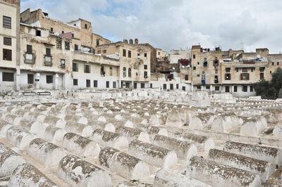 Patrizia Posillipo, 'Al-Mallah (Jewish Cemetery)', 2015