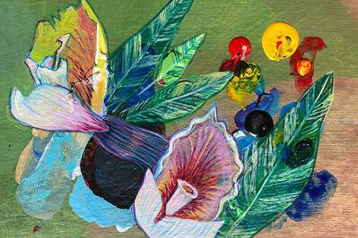 Katherine Sandoz, '(tryst 2) shell ginger', 2020