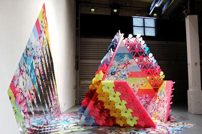 Elena Manferdini, 'Tempera Pavilion', 2013