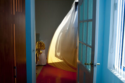 Carolyn Drake, 'Hotel Room. Kazakhstan. Zhetisay', 2009
