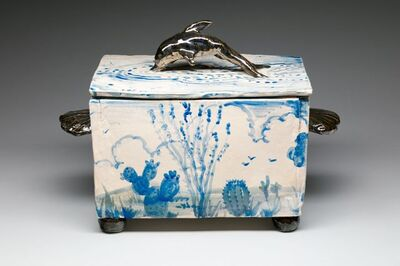 Kevin Sloan, 'Sequestration Reliquary for St Coal', 2020
