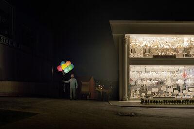 Servet Koçyigit, 'Night Shift', 2012