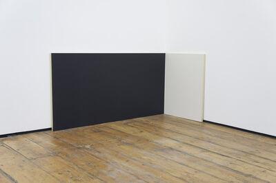 Elodie Seguin, 'Untitled 1 (dark blue/white)', 2012