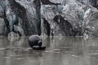 Michał Smandek, 'Unnatural 4 (1), Sólheimajökull Glacier, Iceland', 2018