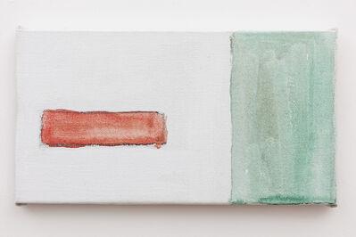 Raoul De Keyser, 'Again', 2010