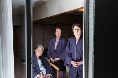 Takahiro Kaneyama, 'My Family in Hakone ', 2016