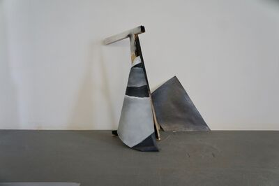 Louisa Marajo, 'Tréteau de toile 2', 2017