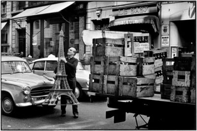 Elliott Erwitt, 'Paris', 1966
