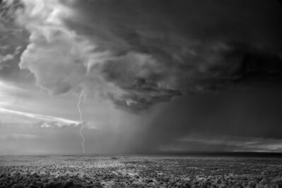 Mitch Dobrowner, 'Rotating Storm', 2009