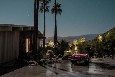 Tom Blachford, '1040 W Cielo II - Midnight Modern', 2017