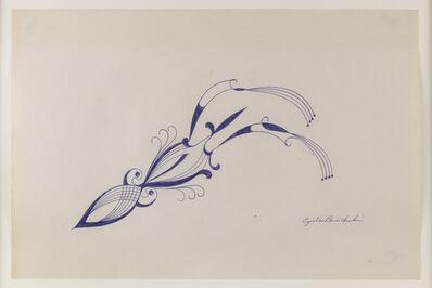 Eugene Von Bruenchenhein, 'Untitled', c. 1965