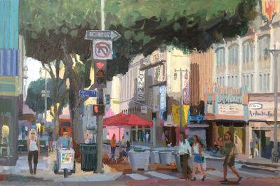 Alex Schaefer, 'Ninth & Broadway, LA', 2020