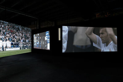 Douglas Gordon and Philippe Parreno, 'Zidane: a 21st Century Portrait', 2006