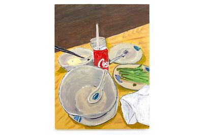 Ali Liebegott, 'C & L Dumpling House', 2020