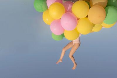 Carla Sutera Sardo, 'Balloon Portrait 2', 2019