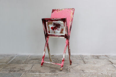 Phyllida Barlow, 'Untitled (chair)', 2006