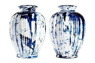 Marcel Wanders, 'One Minute Delft Blue Vase', 2007