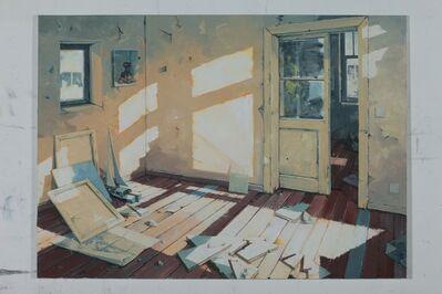 Sven Kroner, 'Selbst als Zimmer', 2016