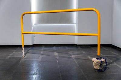 Antonio Ruiz Montesinos, 'Fence or guardrail', 2018
