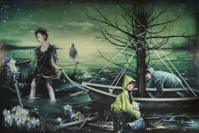 Ren Jing, 'A paradise'